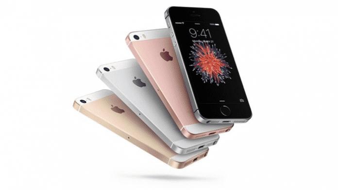 """Details zum """"iPhone SE 2"""" durchgesickert"""
