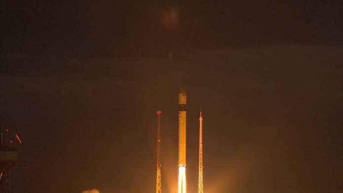 Neuer europäischer Satellit Sentinel-3B beobachtet die Erde