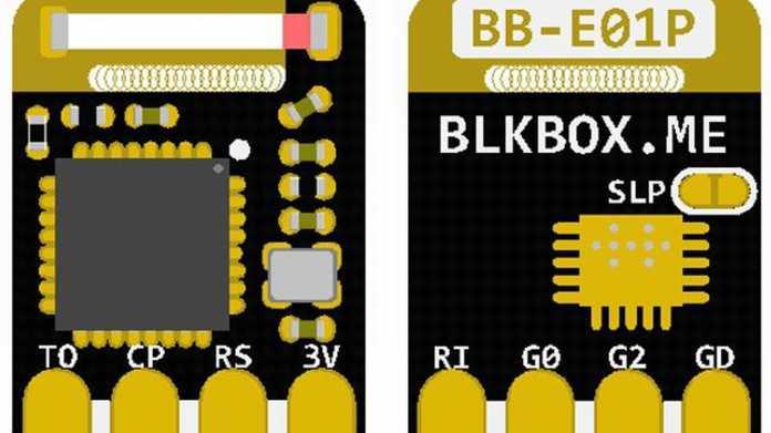 Weltweit kleinstes Board mit WLAN-Modul ESP8285?
