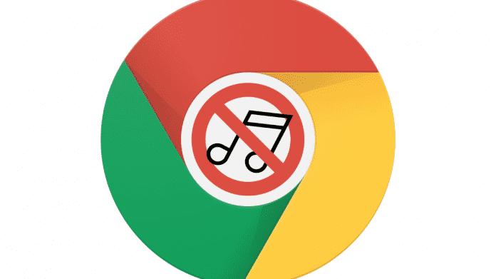 Chrome Angehalten