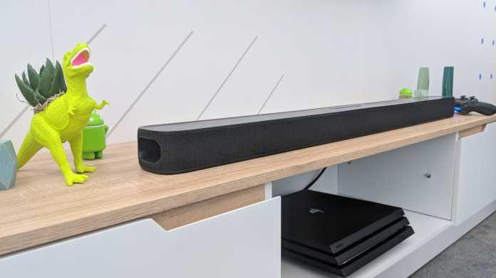 Soundbar rüstet Android TV auf beliebigen Fernsehern nach
