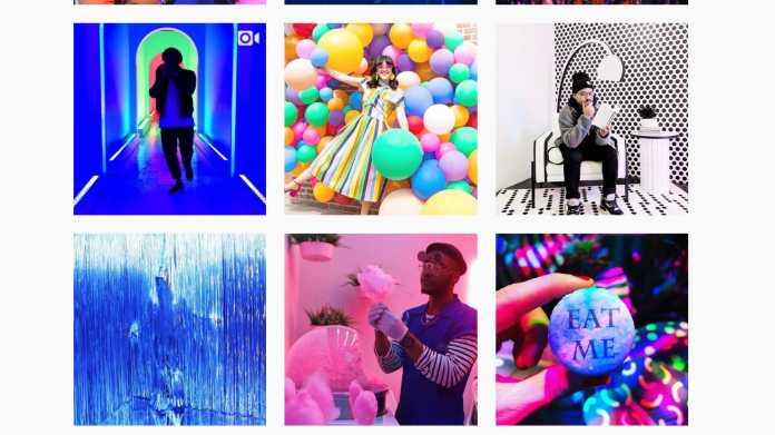 Selfies, bitte! Neuer Museums-Typ in USA giert nach Instagram