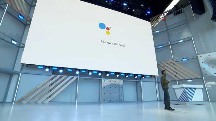 Google Duplex: Guten Tag, Sie sprechen mit einer KI