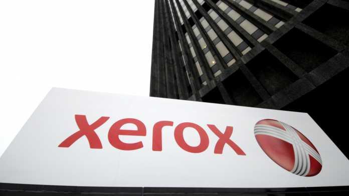 Xerox sagt unter Investoren-Druck Verkauf nach Japan ab