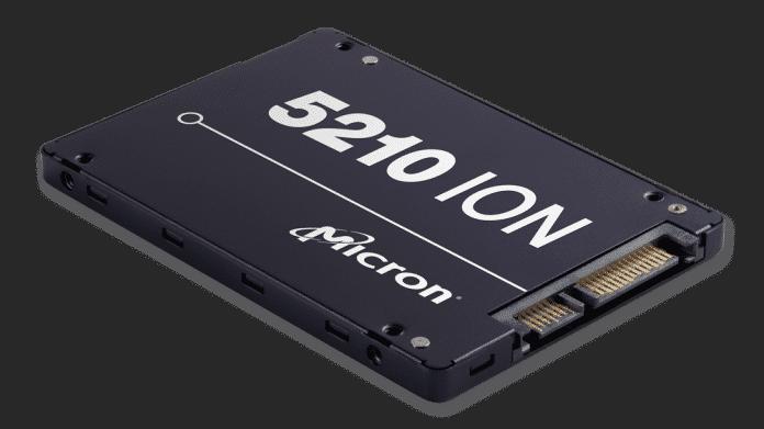 Micron liefert erste QLC-SSDs aus
