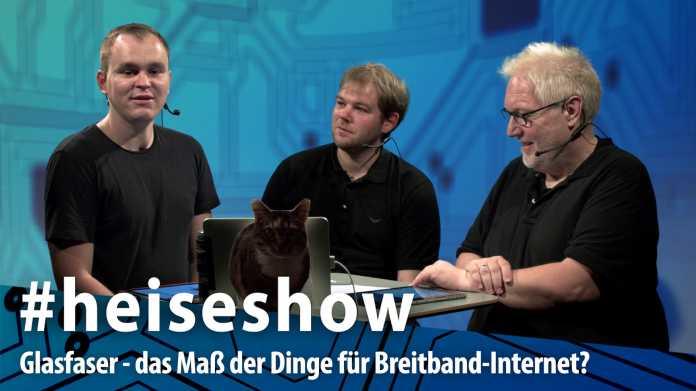 #heiseshow, live ab 12 Uhr: Das Cloud-Geschäft – Geld verdienen mit Open Source?