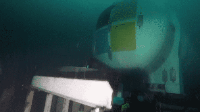 Microsoft versenkt Rechenzentrum am Meeresboden