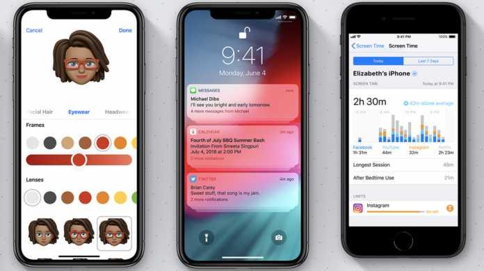 iOS 12 schützt besser vor Telefonspam