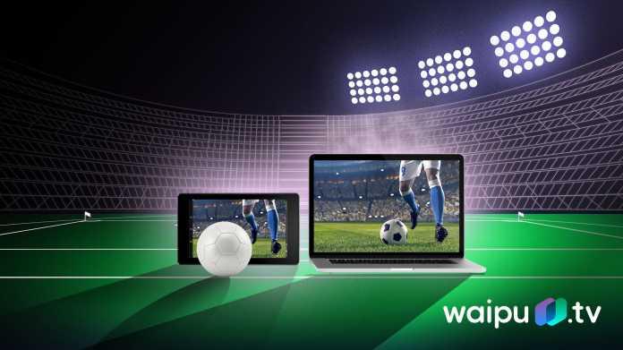 waipu.tv läuft ab der Fußball-WM auch im Browser und auf Tablets