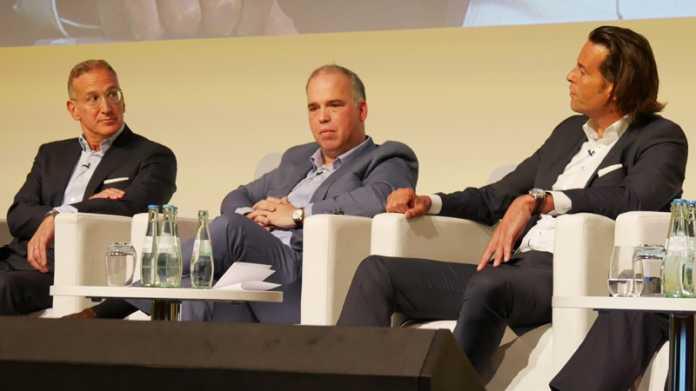 Angacom: Schlagabtausch um die Fusion von Vodafone und Unitymedia