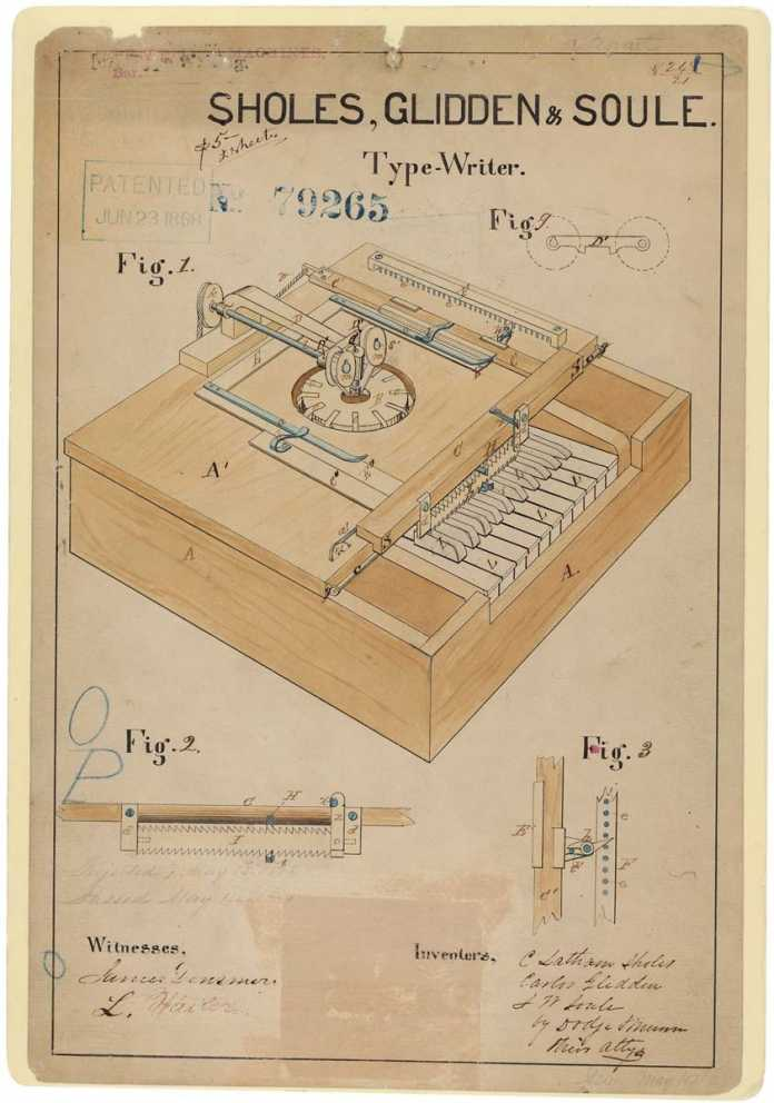 Q-W-E-R-T-Z: Die Schreibmaschine ist 150 Jahre alt – und nicht tot