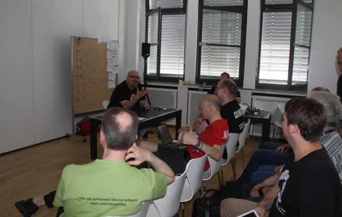 In der Schlussrunder der No-Spy Konferenz wurde auch über das künftige Format der Veranstaltung debattiert.