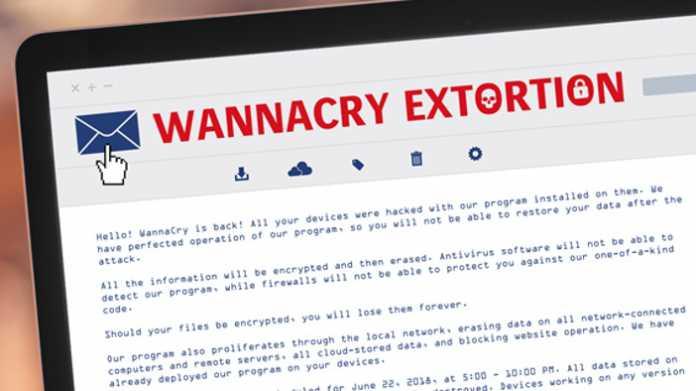 Aufgepasst: Phishing-Mails schüren WannaCry-Panik