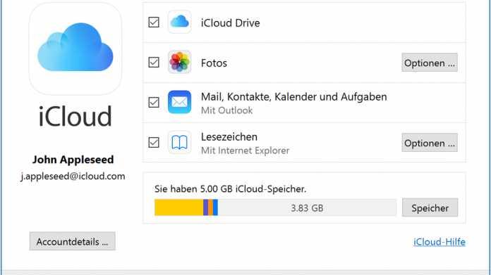 iTunes und iCloud für Windows: Update dringend angeraten