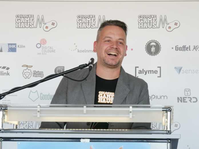 Geschäftsführer Johannes Brauckmann will in Köln eine zentrale Anlaufstelle für die Gamesbranche aufbauen.