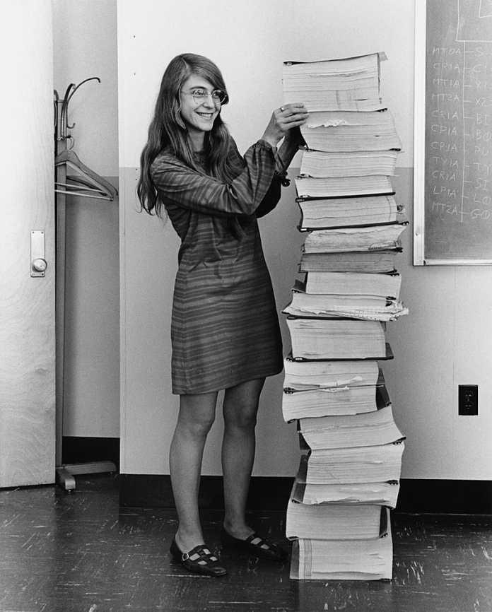 Zahlen, bitte! Die Apollo-Mission mit 32 Kilo Bit – einmal Mond und zurück