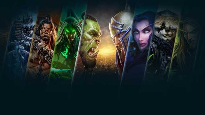 World of Warcraft im Abo: Kauf des Hauptspiels nicht mehr notwendig