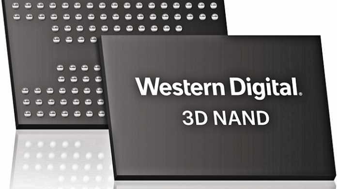 Intel und Toshiba-WD fertigen 96-Layer-NAND