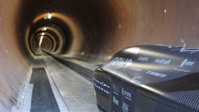 Hyperloop-Test: Münchener gewinnen mit 467 km/h