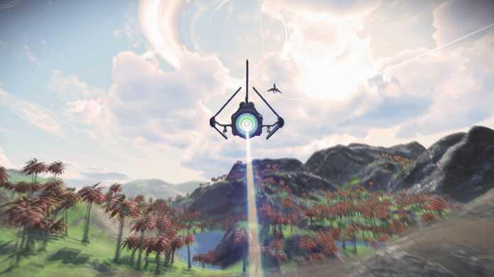 """No Man's Sky: Update bringt richtigen Multiplayer und """"epische Raumschlachten"""""""
