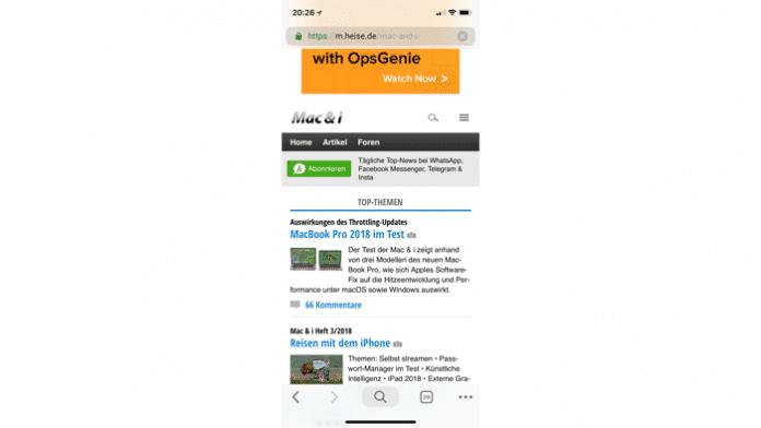 Google-Apps für iOS: Street View endlich fürs iPhone X, neues Design für Chrome