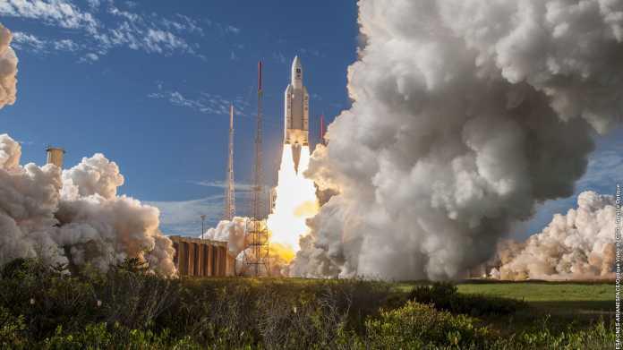 Europas Navigationssystem: Vier Galileo-Satelliten erfolgreich ausgesetzt