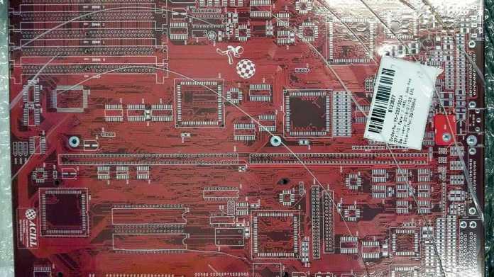 Amiga Board A4000 neu produziert