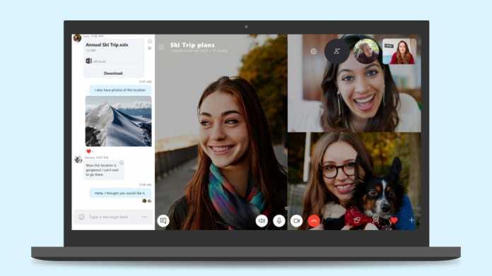 """Microsoft: """"Skype Classic"""" bleibt vorerst online"""