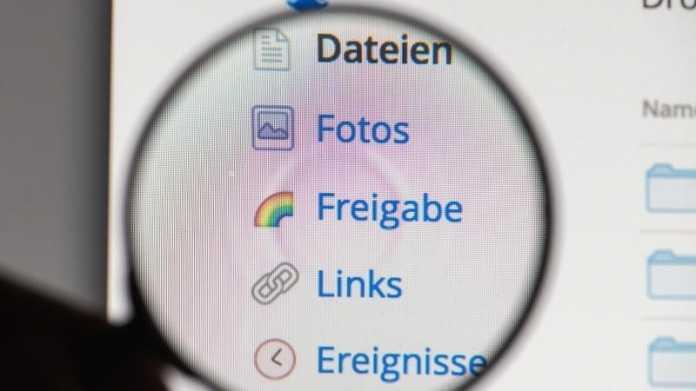 Onlinespeicher Dropbox