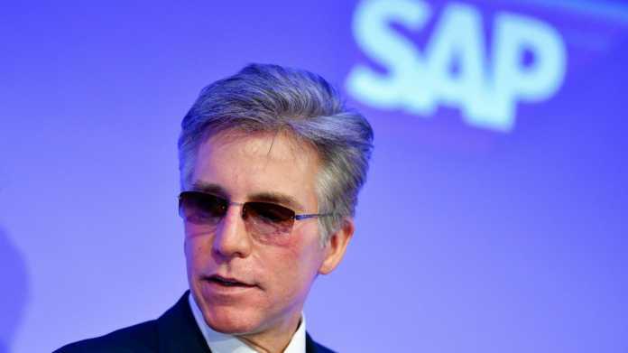 SAP macht mehr Umsatz mit der Cloud als mit traditioneller Software