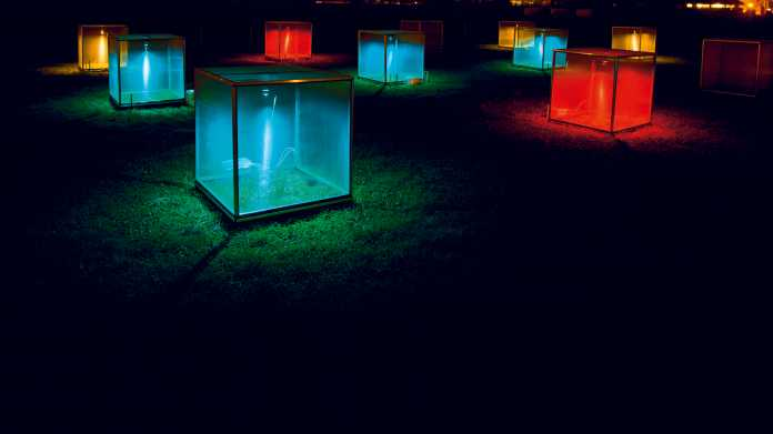 Weiße LEDs als Insektenkiller