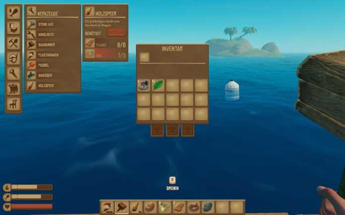 Raft unter Linux