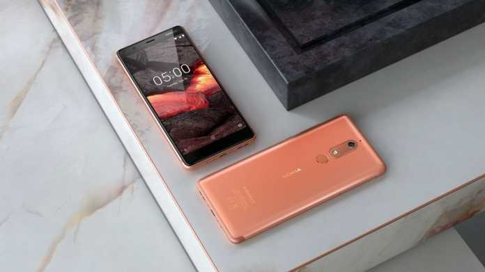 Android One: Nokia 5.1 jetzt in Schwarz und Blau erhältlich