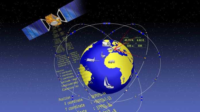 Britische Regierung will Satellitensystem Galileo klonen