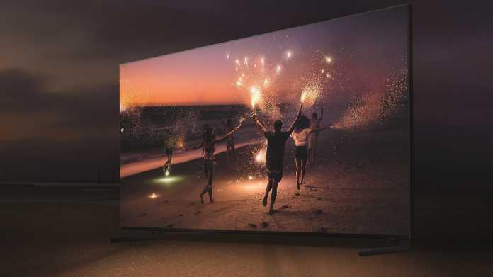 8K-TV von Samsung: Neuer Upscaling-Algorithmus für 33 Millionen Pixel