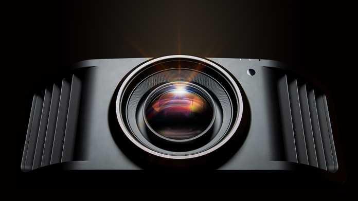 "JVC: Erste ""8K E-Shift""-Heimkinoprojektor"