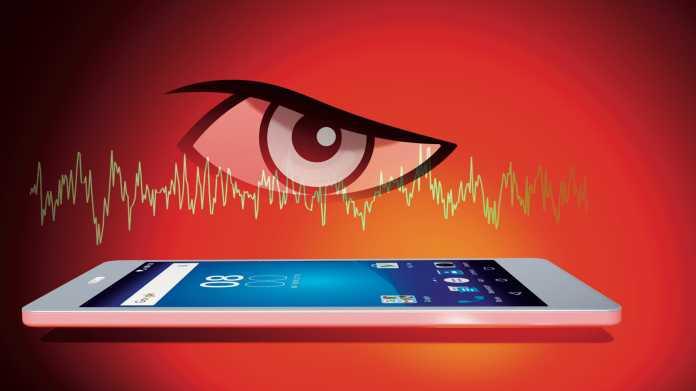 Wie Spyware Ihr Smartphone ausspioniert