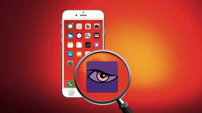 iPhone-Spionage zuverlässig enttarnen
