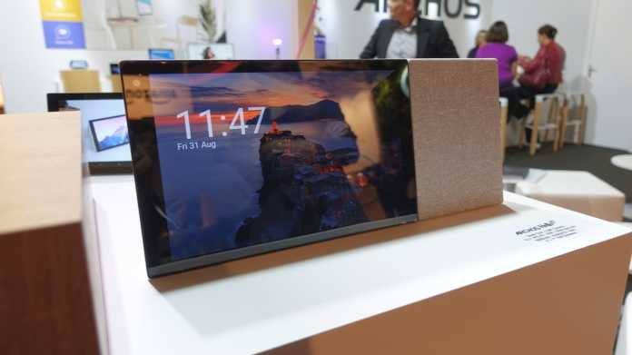 Archos Hello: Drei smarte Displays mit Android 8