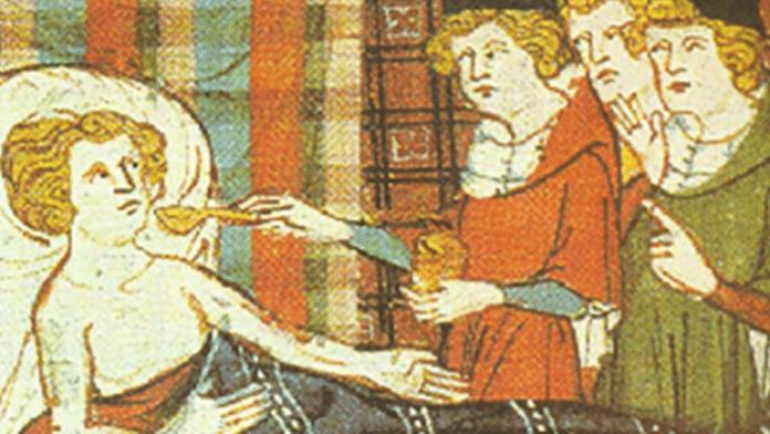 Datamining im Medizinschrank des 15. Jahrhunderts