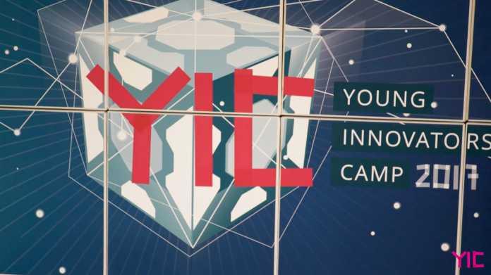 Logo Young Innovators Camp
