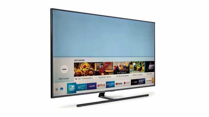 Samsungs HDR-Fernseher GQ55Q9FN im Test