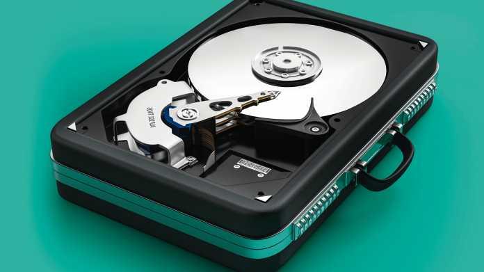 USB-Stick verschlüsseln mit VeraCrypt