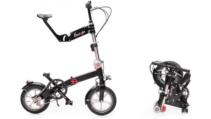 Pendel-Rad für Pendler