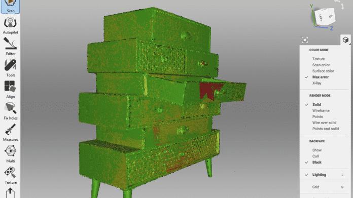 Artec Studio 13: 3D-Objekte  schnell und präzise scannen