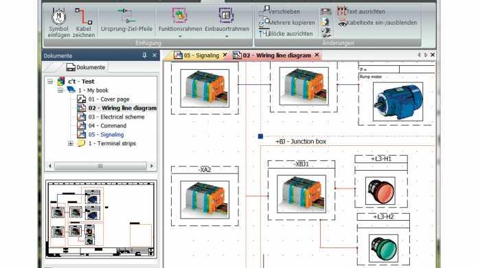 DesignSpark Electrical: CAD-Anwendung für Elektroinstallationen
