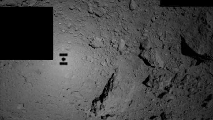 Sonde Hayabusa2: Die ersten Lander auf dem Weg zum Asteroiden