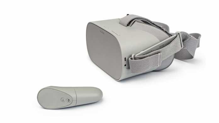 Autarkes VR-Headset Oculus Go