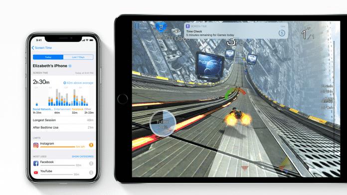 """iOS 12: """"Screen Time"""" überwacht App-Nutzung"""