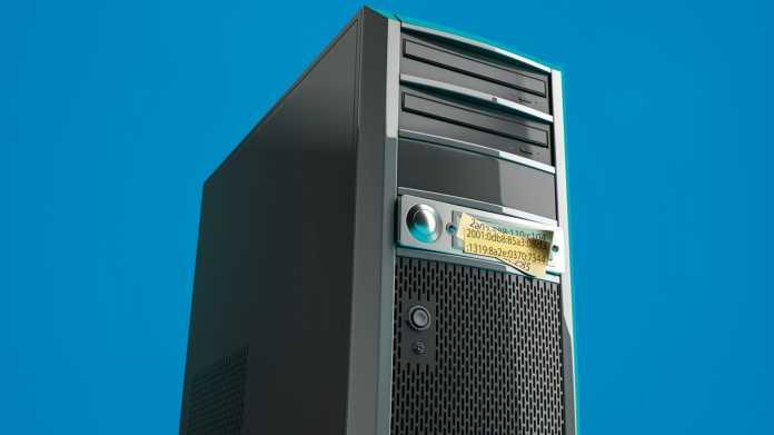 DynDNS: Serverbetrieb mit dynamischen IPv6-Adressen